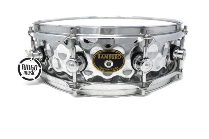 Tamburo Hand Hammered 14x4,5 snare snaredrum drum