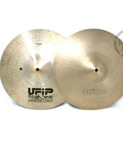 Ufip Rough Series Hi-hat 14 Charleston Charly Piatti Cymbals Piatto Cymbal
