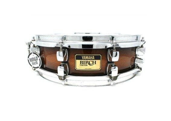 Yamaha Birch Custom 14x4 snare snaredrum drum1