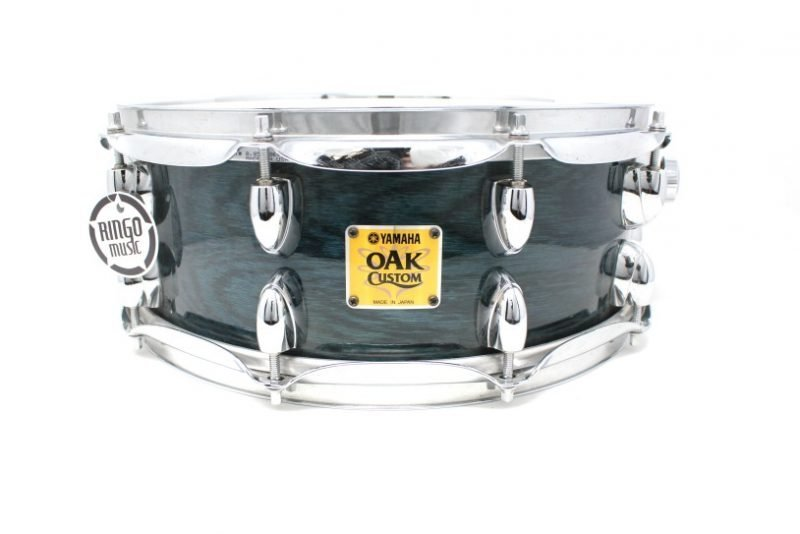 Yamaha Oak Custom Blue Ridge Snare Snaredrum Drum