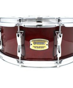 Yamaha Stage Custom Nouveau 14x5,5 Cranberry Red snare snaredrum drum