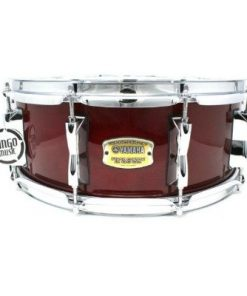 Yamaha Stage Custom Nouveau 14x5,5 Cranberry Red snare snaredrum drum1