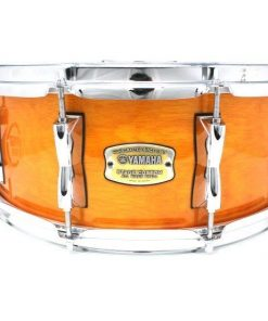 Yamaha Stage Custom Nouveau 14x5,5 Honey Amber snare snaredrum drum