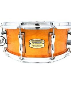 Yamaha Stage Custom Nouveau 14x5,5 Honey Amber snare snaredrum drum1