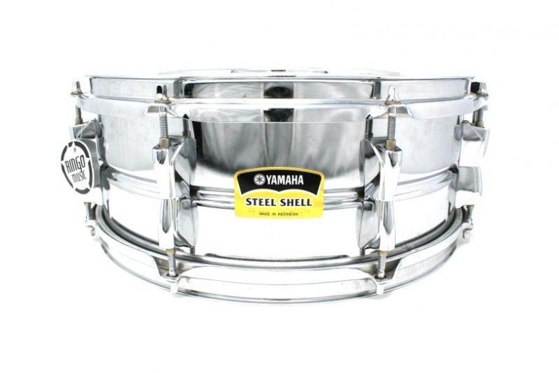 Yamaha Steel Series 14x5,5 snare snaredrum drum