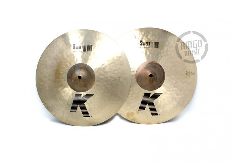 "Zildjian K Sweet Hi-hat 15"" hats piatti cymbals piatto cymbal"
