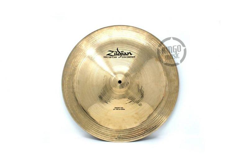 Zildjian Sound Lab Project 391 China 19 Limited Edition cymbal cymbals piatto piatti