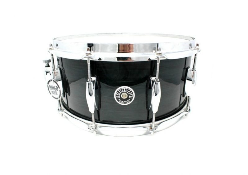 Gretsch Brooklyn 14x6,5 snare snaredrum rullante drumsnare black oyster