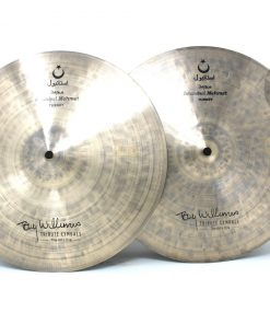 Istanbul Mehmet Signature Tony Williams Tribute Cymbal Hi-hat Piatto Piatti TW-HH14