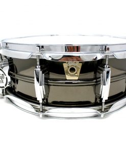 Ludwig Black Beauty Supersensitive 14x5 LB418 Imperial Snare Drumsnare Snaredrum Rullante