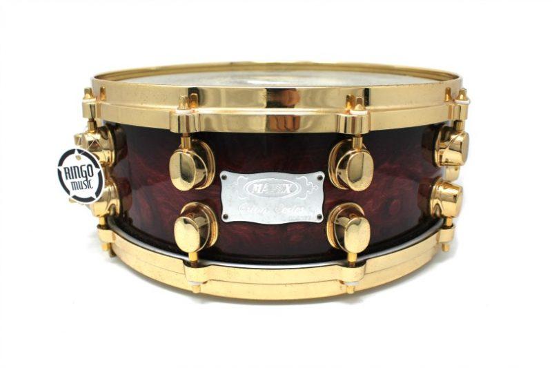 Mapex Orion Wine Burl Burst 14x6 snare snaredrum drum