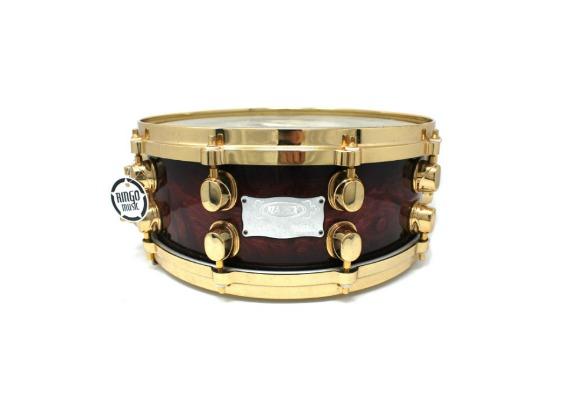 Mapex Orion Wine Burl Burst 14x6 snare snaredrum drum1