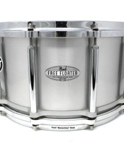 Pearl Free Floating Floater Alluminum FTAL1480 14x8 snare snaredrum drum