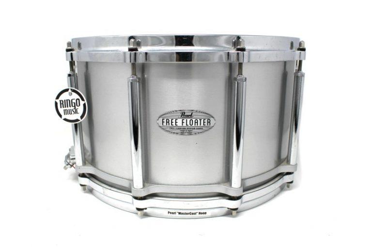 Pearl Free Floating Floater Alluminum FTAL1480 14x8 snare snaredrum drum