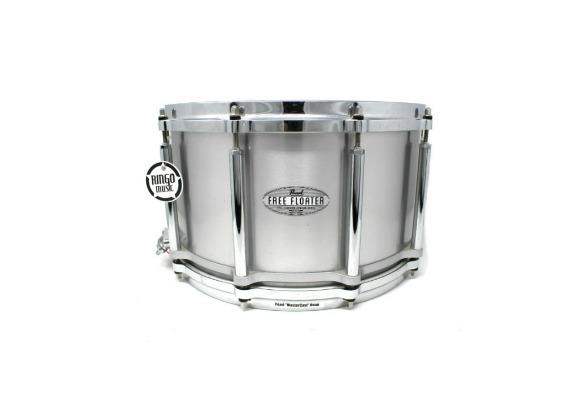 Pearl Free Floating Floater Alluminum FTAL1480 14x8 snare snaredrum drum1