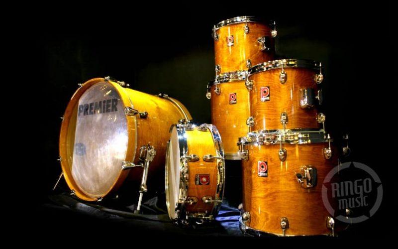 Premier XPK Topaz Birch Eucalyptus Drum Drumset Drums Batteria