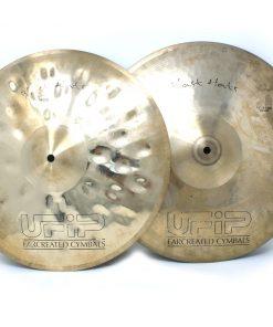 Ufip Experience Series Blast 16 Hi-hat Hats Charleston Piatto Cymbal Selezione ES-BTH