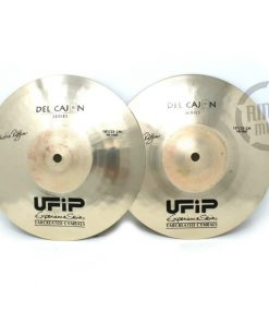 Ufip Experience Series Del Cajon 10 Hi-hat Hats Charleston Piatto Cymbal Selezione ES-10CJH