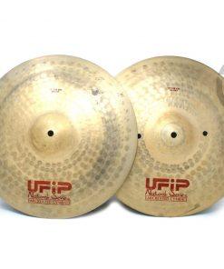 Ufip Natural Series Medium Hi-hat 15 Hats Cymbal Cymbals Piatto Piatti Charleston