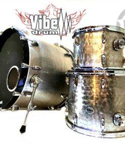 Vibe-Drum-Custom-Drums-22-Vibe-Moon-Raw-Alluminio-Aluminium-Batteria (1)