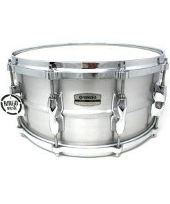 Yamaha Recording Custom 9000 14x6,5 RAS1465 Aluminum Aluminium Alluminio Drum Drums Drumsnare Snaredrum Rullante