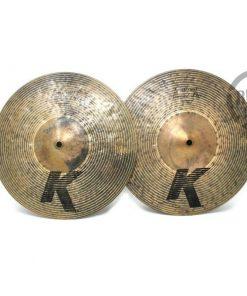 Zildjian K Custom Special Dry Hi-hat 13 piatti cymbals piatto charleston