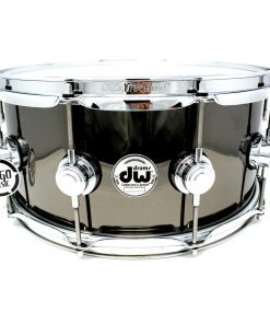DW Drum Workshop Collector's Black Nickel Over Brass 14x6,5 Snare Drumsnare Snaredrum Ottone Rullante