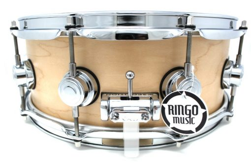 "DW Drum Workshop Collector's Maple Satin Oil 14x5,5"" Snare Drumsnare Snaredrum Acero Rullante"