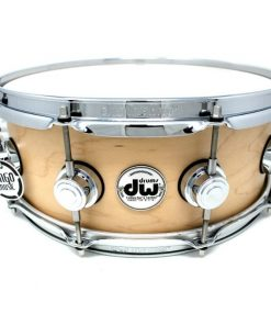 "DW Drum Workshop Collector's Maple Satin Oil 14x5"" Snare Drumsnare Snaredrum Acero Rullante"