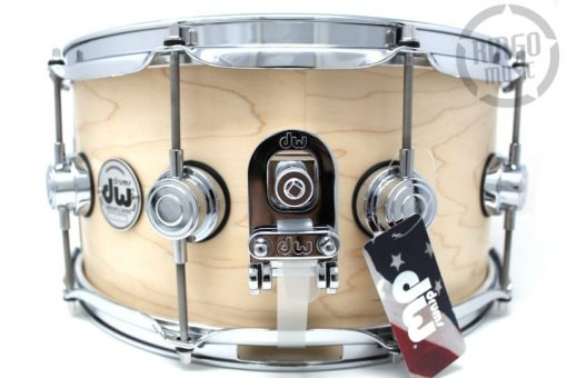 DW Drum Workshop Collector's Maple Satin Oil 14x6,5 Snare Drumsnare Snaredrum Acero Rullante