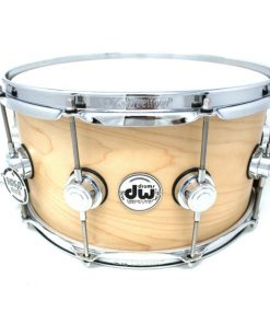 DW Drum Workshop Collector's Maple Satin Oil 14x7 Snare Drumsnare Snaredrum Acero Rullante
