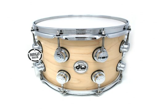 DW Drum Workshop Collector's Maple Satin Oil 14x8 Snare Drumsnare Snaredrum Acero Rullante