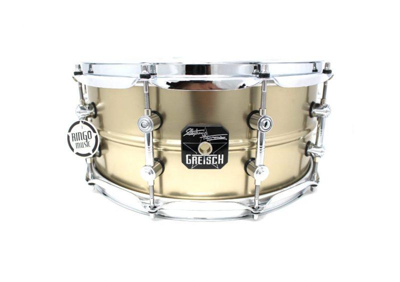 """Gretsch Signature Steve Ferrone Aluminum 14x6,5"""" S1-6514A-SF alluminio snare snaredrum rullante drumsnare"""