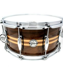 Gretsch Walnut Maple Series 14x6,5 Snare S1-6514W-MI snaredrum rullante drumsnare