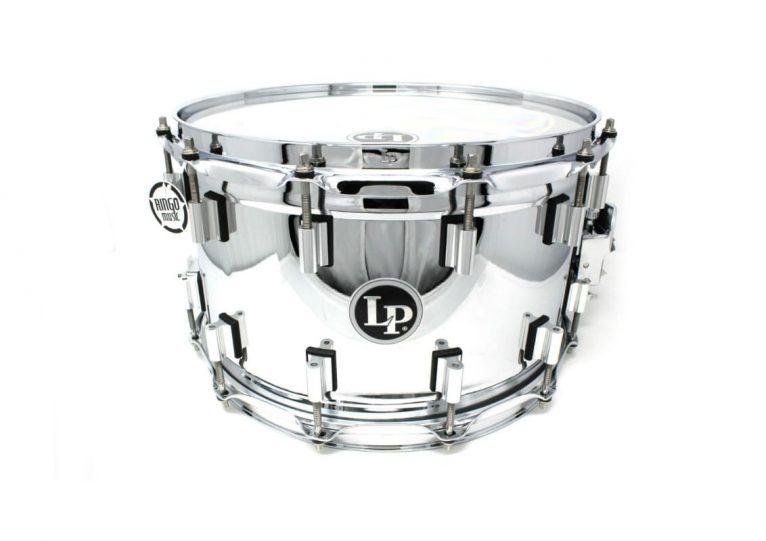 Latin Percussion LP Banda Snare LP8514BS-SS 14x8,5 Snaredrum Drumsnare Rullante Acciaio