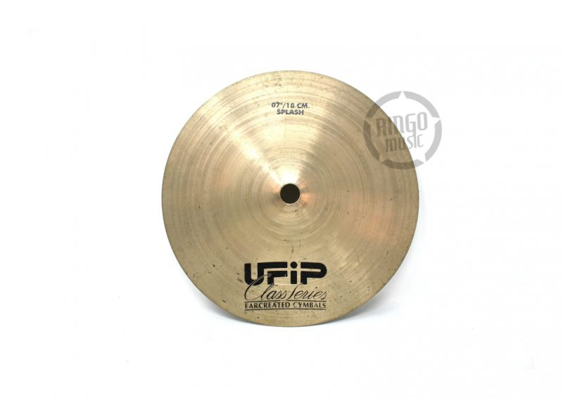 Ufip Class Series Splash Medium 7 Piatto Cymbal Selezione CS-07M