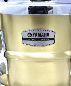 Yamaha Recording Custom 9000 13x6,5 RRS1365 Brass Ottone Drum Drums Drumsnare Snaredrum Rullante