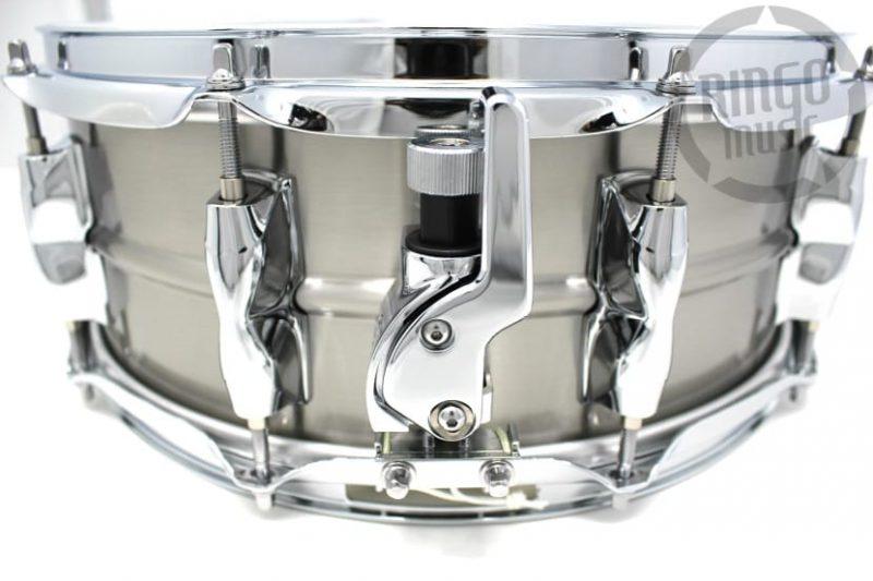 Yamaha Recording Custom 9000 14x5,5 RLS1455 Acciaio Inox Steel Drum Drums Drumsnare Snaredrum Rullante