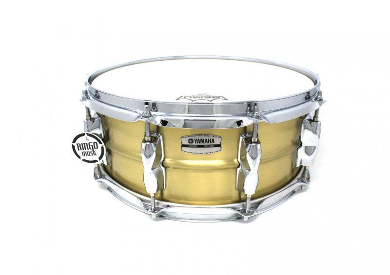 Yamaha Recording Custom 9000 14x5,5 RRS1455 Brass Ottone Drum Drums Drumsnare Snaredrum Rullante