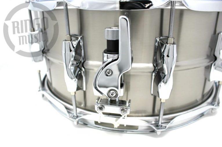 """Yamaha Recording Custom 9000 14x7"""" Inox Steel RLS1470"""
