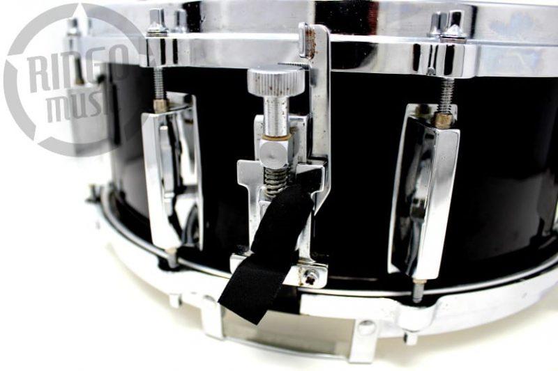 Yamaha Recording Custom Birch 9000 14x5 Made in Japan Piano Black Drum Drums Drumsnare Snaredrum Rullante