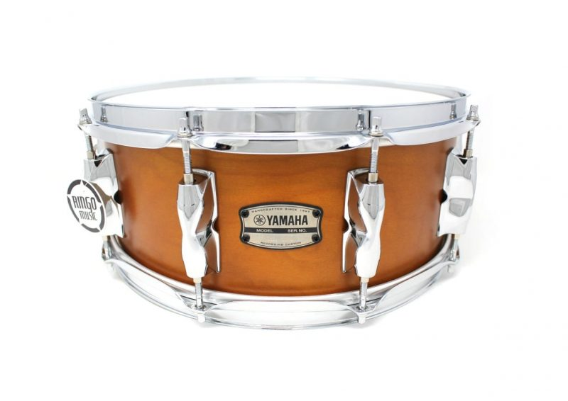 "Yamaha Recording Custom Birch 9000 14x5,5"" RBS1455 RW Real Wood Drum Drums Drumsnare Snaredrum Rullante"