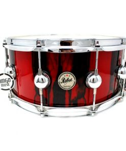 DS Drumsound Drum Sound Rebel Hybrid Maple Ebony 14x6,5 Rullante Snaredrum Drumsnare Snare