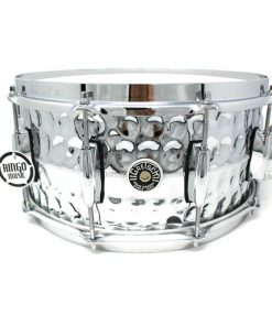 "Gretsch Brooklyn Hammered Chrome Over Brass COB 14x6,5"" GB4164HB"