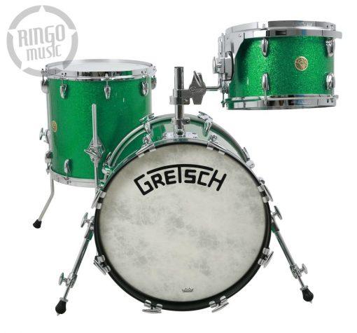 Gretsch Usa Broadkaster Drum Drums Drumset Maple Poplar Batteria Snare Snaredrum Drumsnare Rullante