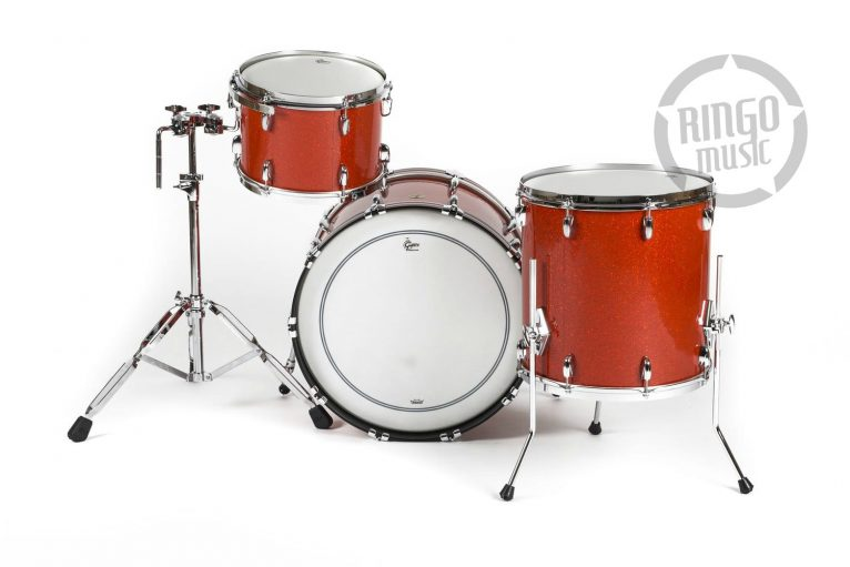 Gretsch Usa Broadkaster Drum Drums Drumset Maple Poplar Batteria Snare Snaredrum Drumsnare Rullante