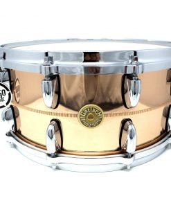 Gretsch Usa Custom Bronze 14x6,5 G4169B snare snaredrum rullante drum drums drumsnare bronzo