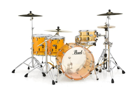 PearlCrystalBeat221416CRB524FPC732 drum drum set drummer