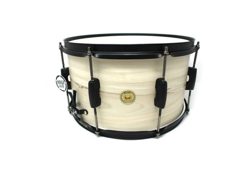 Tama Woodworks Birch WP148BK−WBW 14x8 Limited Edition Snare Drumsnare Snaredrum Rullante Drum