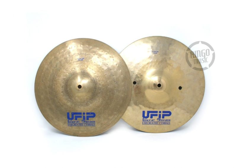 Ufip Bionic Hi-hat Medium 14 piatto piatti cymbal cymbals charleston charly BI-14HH